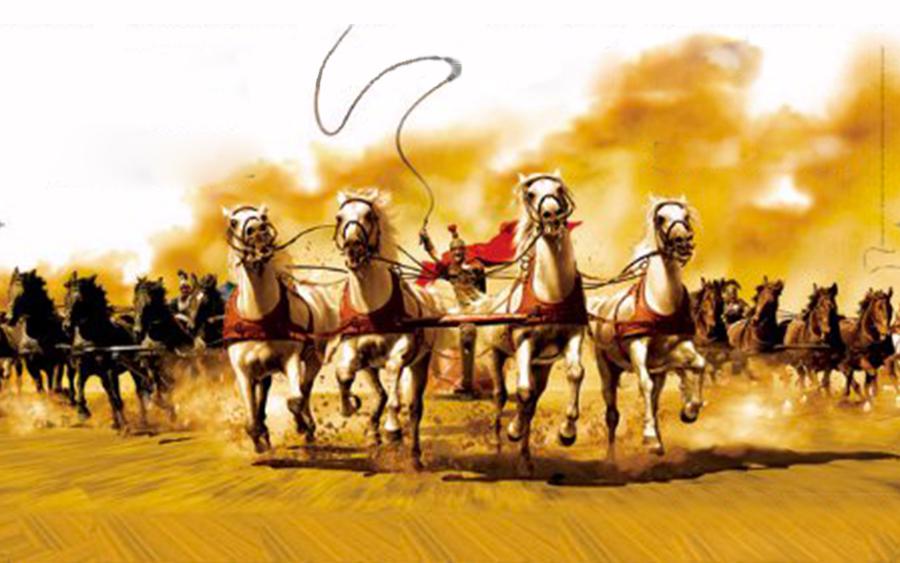 Eleate > Nos Réalisations > Spectacle > Spectacle Ben Hur